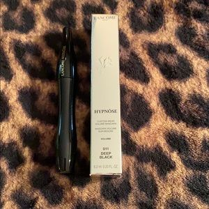 Lancôme Hypnose Black Mascara 011 deep black new